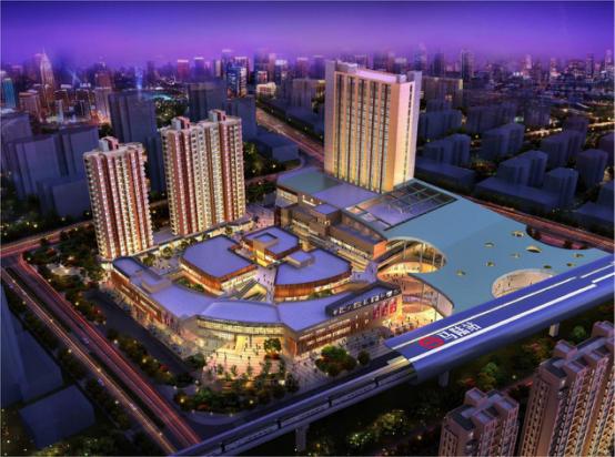吉宝置业助力上海嘉定新城发展 吉嘉K-PLAZA启幕在即