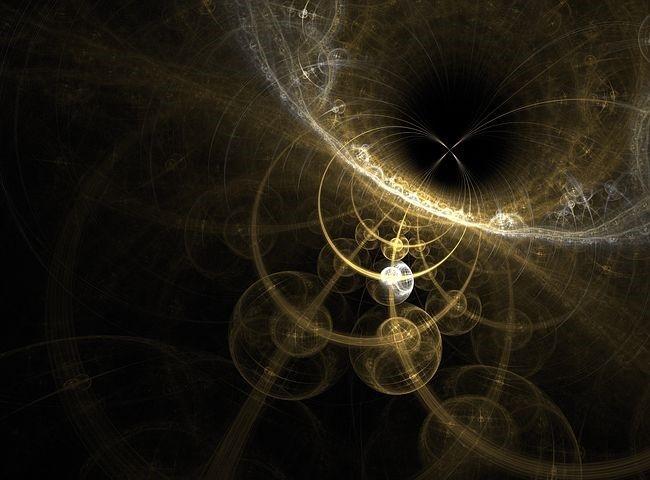 研究发现 银河系中心隐藏着无数的黑洞