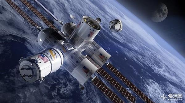 12天6000万元 豪华太空酒店2022年开始接待游客