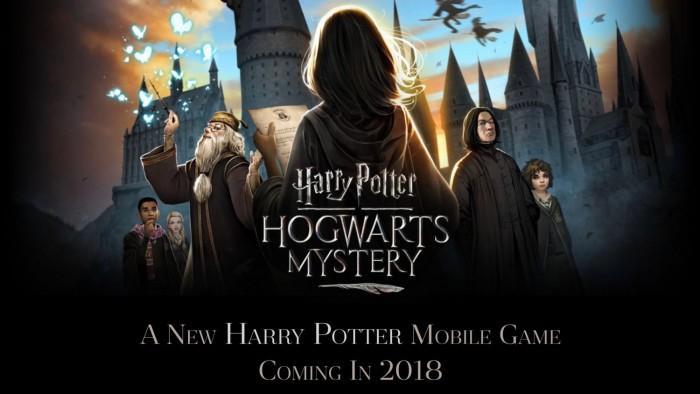 《哈利波特:霍格沃茨之谜》本月登陆iOS