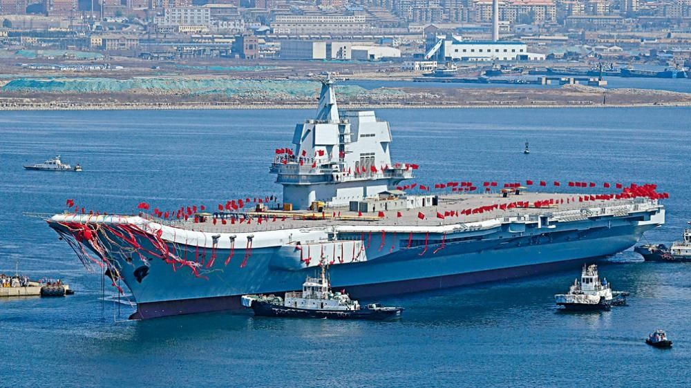 专家:中国反航母手段多 一招可让其失去战斗力
