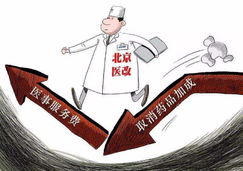 北京香港六合彩特码一周年 就医三变革