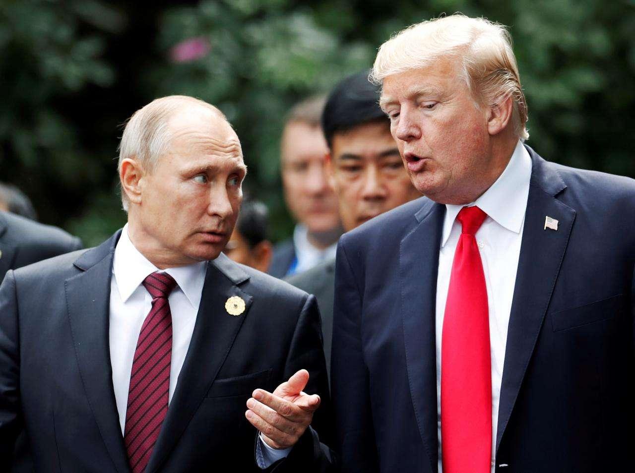 """叙利亚""""化武攻击""""疑云再起 特朗普指责俄有责任"""