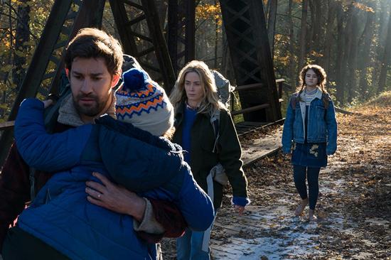 《寂静之地》北美上映 年度惊悚之作引期待