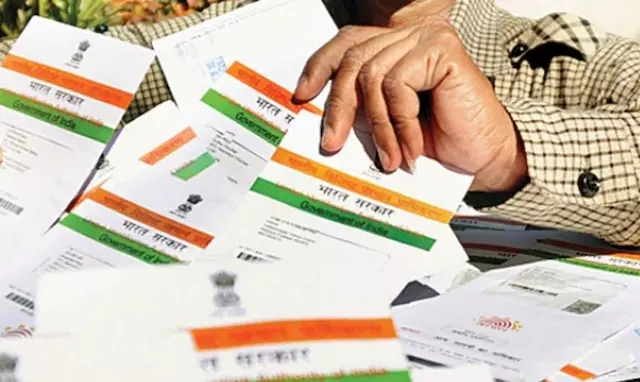 印度要收集全民身份信息识别库 买大米也要留指纹