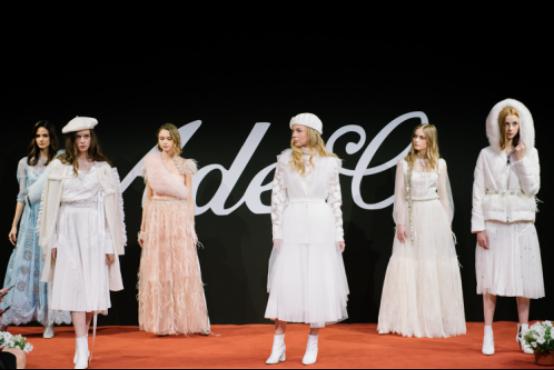 凯特王妃都爱的设计师VINCY,携作品亮相上海时装周