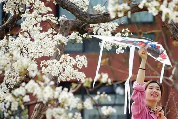南开大学举办梨园春会
