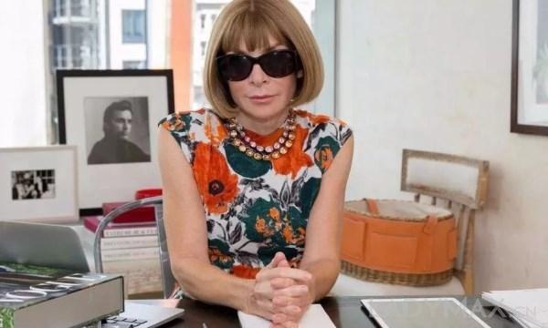 Anna Wintour要离开Vogue了?