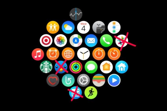 "Apple Watch应用逐渐流失 开发者需换个""玩法""?"