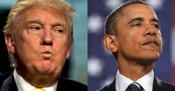 美议员喊话特朗普:别老骂奥巴马 你才是美国总统