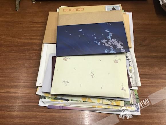 从教17年 重庆最美女教师收学生上千封书信