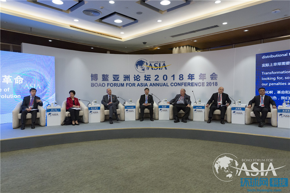 博鳌论坛现场直击:新一轮技术革命分论坛