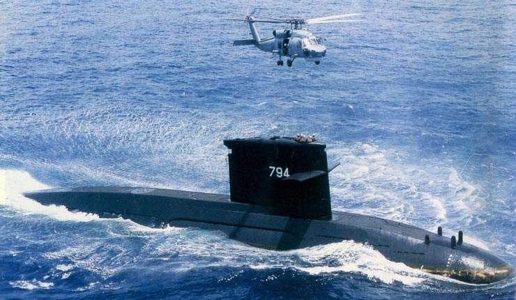 美帮台湾造潜艇?我外交部、国防部接连回应!
