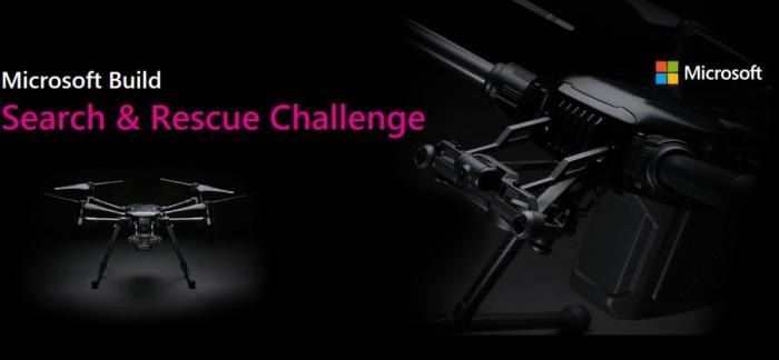 [图]微软启动搜救挑战赛 用AI无人机挽救更多生命