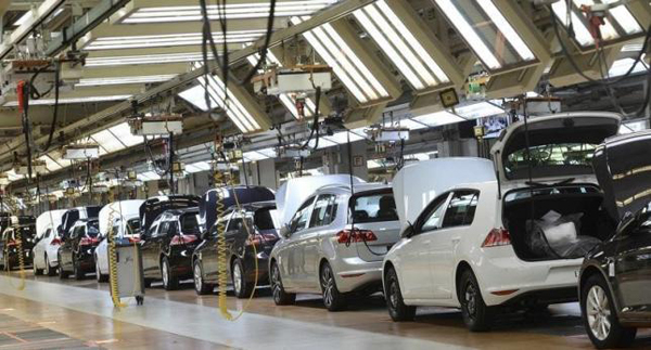西欧3月份汽车销量下降6% 英德意市场需求下滑