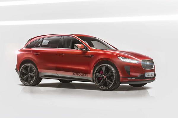 捷豹J-Pace SUV有望2021年上市 对标保时捷卡宴
