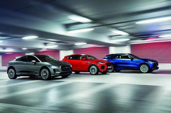 捷豹车型阵容将迎来全面更新 9款新车抢先看