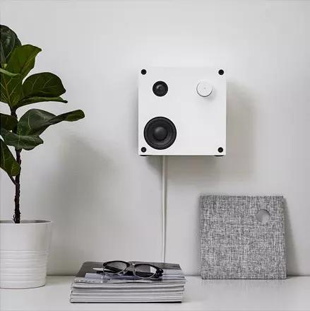 宜家推出蓝牙音箱 配备可拆卸布料面板
