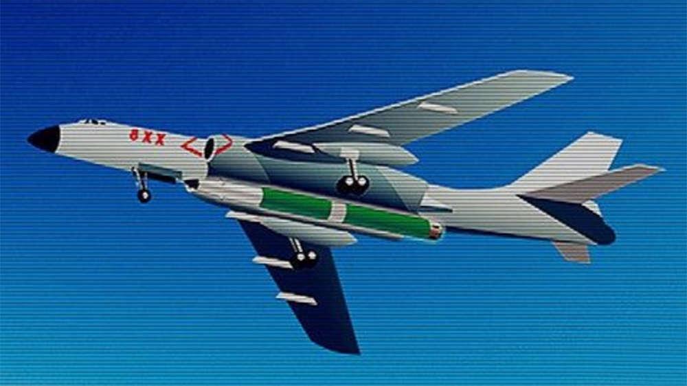 美媒:中国研制空射弹道导弹 已经试射五次