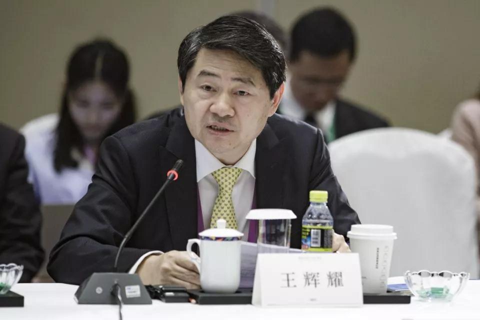 王辉耀:华侨华人华商在中国改革开放40年中的作用及机遇