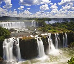 全球十大最美瀑布 让人惊叹的鬼斧神工(上)