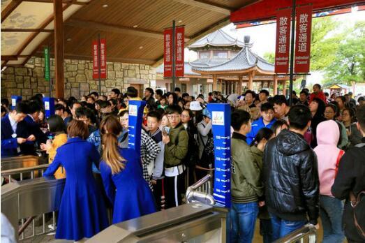 南昌万达乐园美食武林大荟正式开幕,狂欢燃爆整个四月
