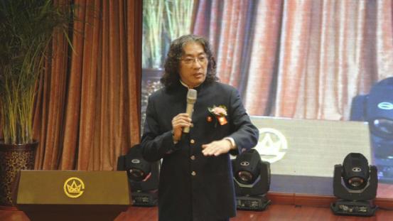 陕西美协副主席谢辉保定见面会引发书画收藏热