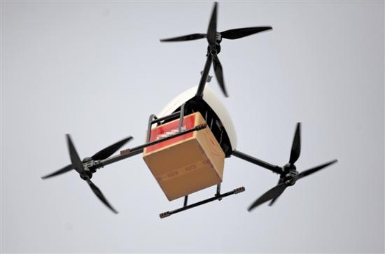 无人机送货时代真要来了?