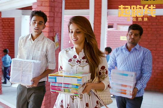《起跑线》创非阿米尔汗印度电影首周票房新纪录