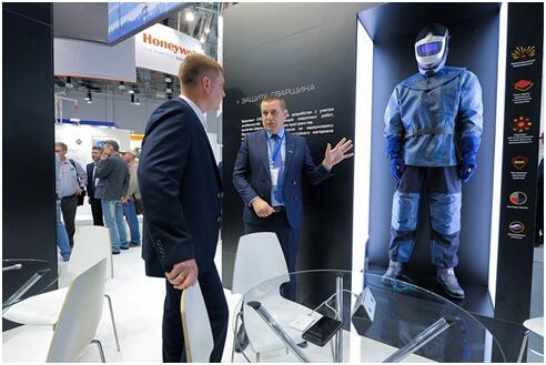 多款高科技产品亮相俄索契工业博览会