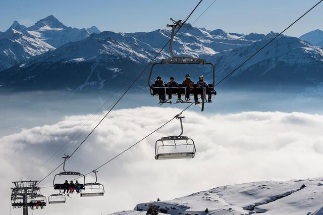 瑞士滑雪场2018年初业绩骄人 访客同比增长近7%