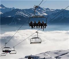 瑞士滑雪场2018年初业绩骄人