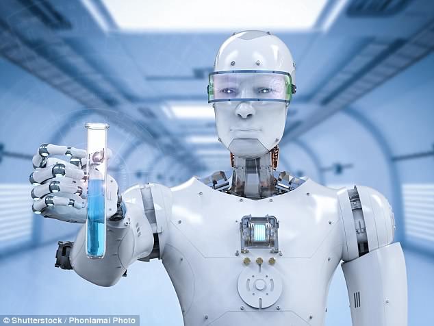 丰田机器人学习独立做实验 协助汽车电池研发