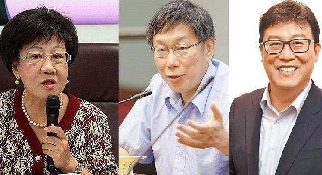"""孙大千:民进党在台北市长选举中根本就是""""暗助""""蓝营"""