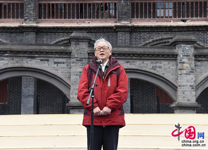 延安五老研究中心支持关心老区建设