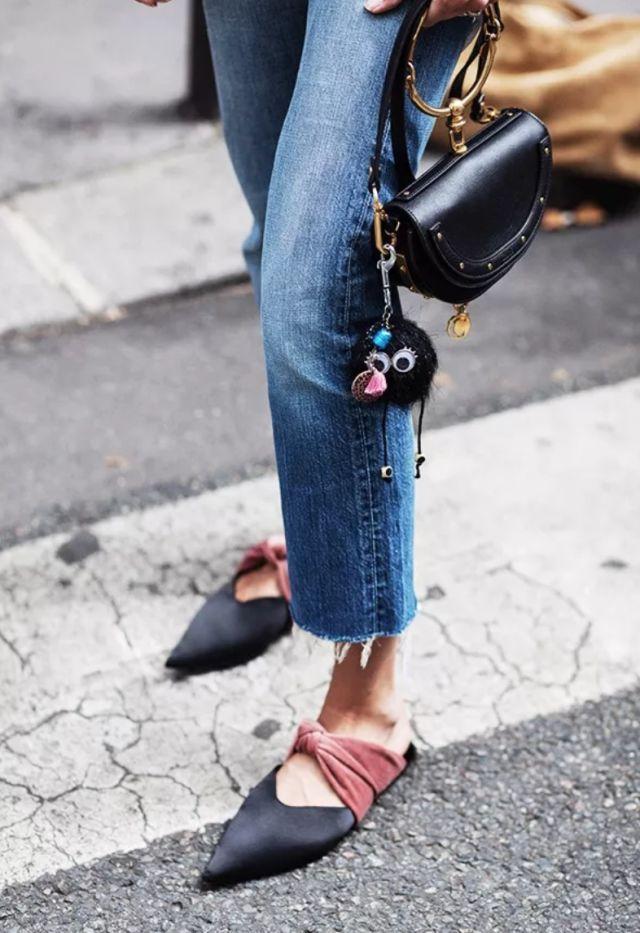 平底鞋的春天,显瘦时髦全在这里!