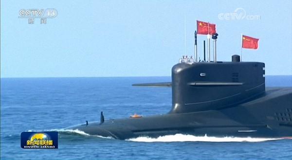 南海阅兵海军48艘战舰7个作战群亮相:有哪些类型?