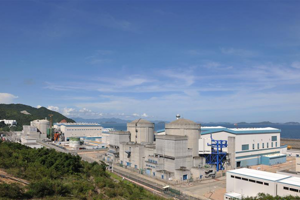 岭澳核电站1号机组安全运行天数创世界新纪录