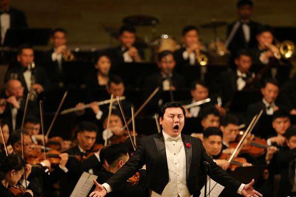首届平壤国际声乐竞赛闭幕
