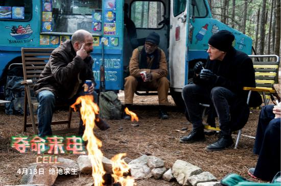 《夺命来电》今日上映 大片视效紧张刺激受好评