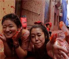 西班牙瞄准中国游客 西红柿大战或成引客利器