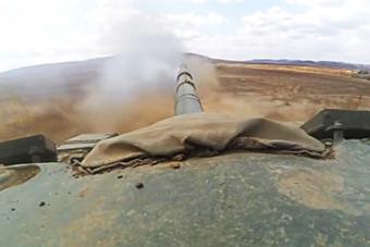 俄开始备战今年坦克两项大赛 蝉联冠军气势满满