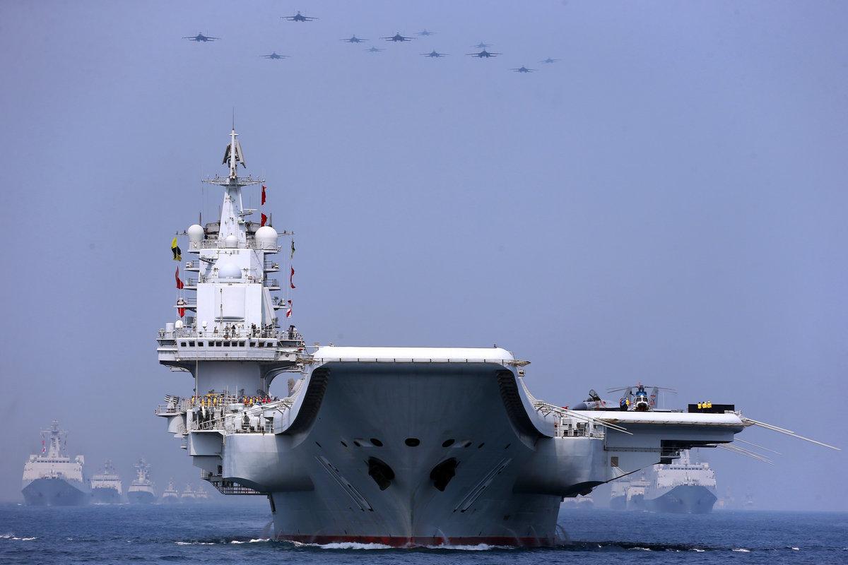接近輝煌之時正是風險越大之時 海軍重要性空前!