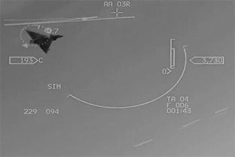 领土争议海空幻影2000被F-16缠斗至惨烈坠机!
