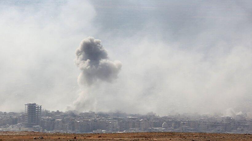 禁化武组织专家已赴叙利亚 14日正式展开化武袭击调查