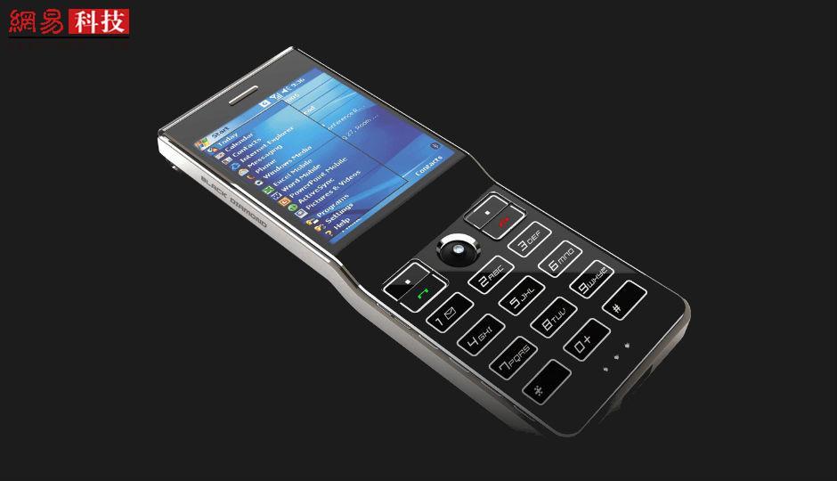 006年推出的Black Diamond VIPN搭载了Windows Mobile操作系统,售价为30万美元。这款手机镶嵌了两颗钻石,一颗在手机背面,一颗在手机的操纵钮中。