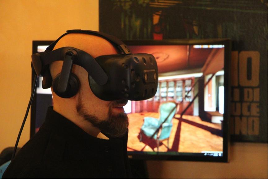 《头号玩家》中绿洲已成真?骨灰级VR粉做了次尝试