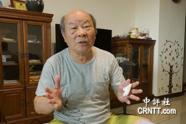 蔡当局执政台湾百姓生活变差 许信良弟弟:大陆来管也没什么不好