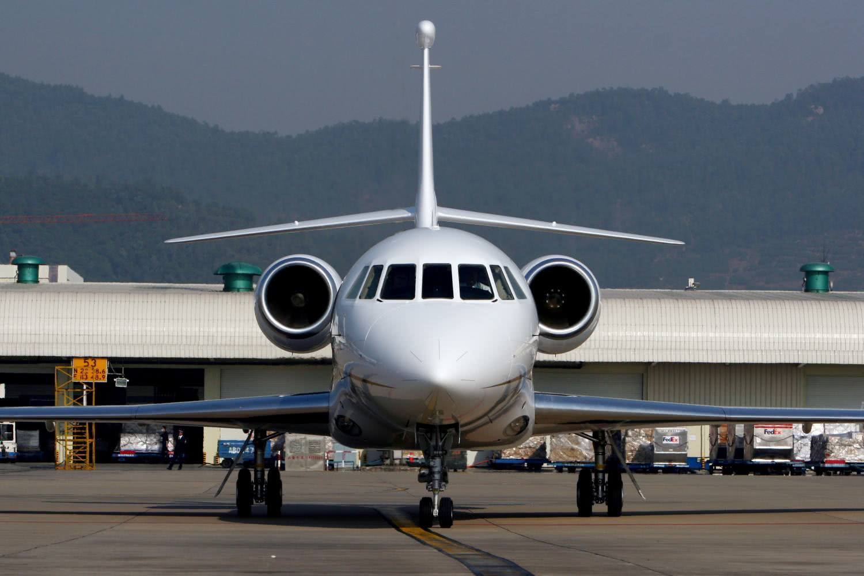 日本将购3架猎鹰2000飞机 筹建三大体系监控钓鱼岛