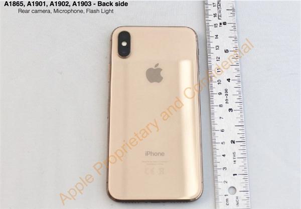 iPhone X新配色偷跑:金色处理是否受欢迎?